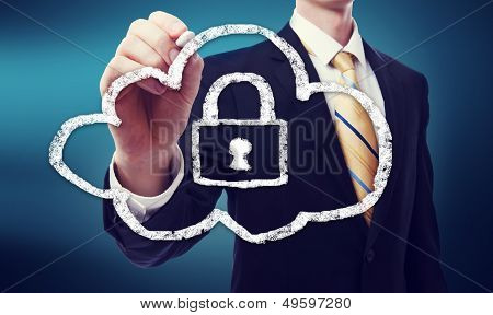 Secured Cloud Computing