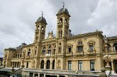 San Sebastian - City Hall Building