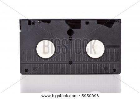 Old Video Cassette tape