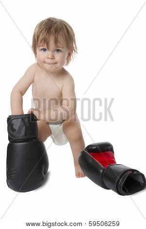 Boxing Baby