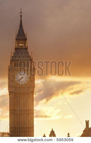 Big Ben Closeup