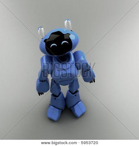 Mini robot - organizer
