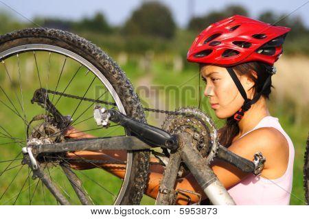 Mountain Bike Repair