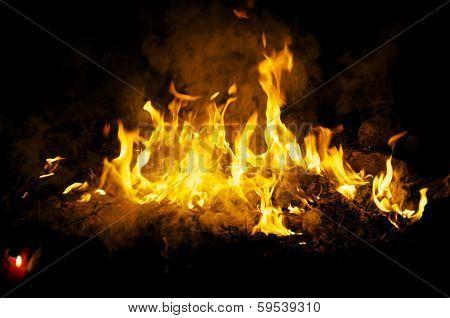 Ceremonial Fire
