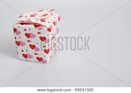 Small Valentine Gift Box