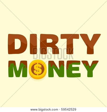 Text Dirty Money