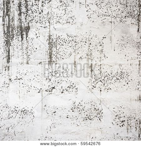 Dirty white wall texture