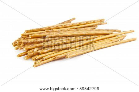 Salty Sticks Isolated