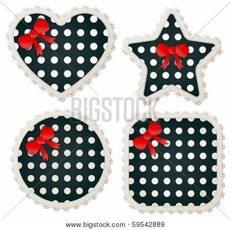 Polka Dot Patch Collection