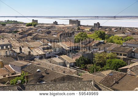 Aigues Mortes, Provence, France