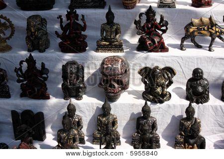 Ethnic Indian Artifacts