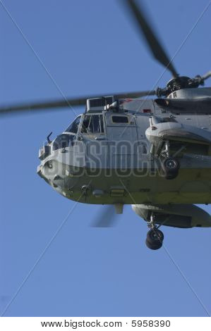 Merlin Hm1 Helicopter