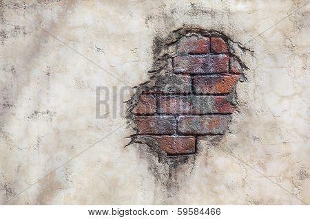 Brick Wall Spot