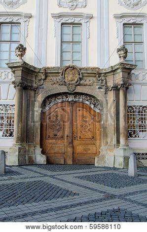 Brukenthal Museum Door , Romania