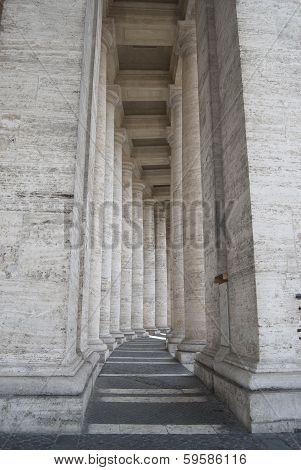 Saint Peter's Colonnade