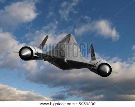 Cold War Spy Plane