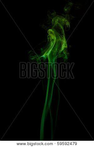 Gefärbter Rauch - Colored Smoke