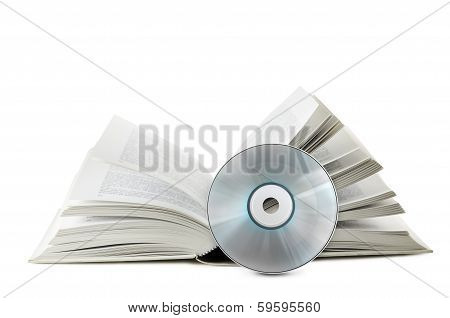 Compact Disk With Book