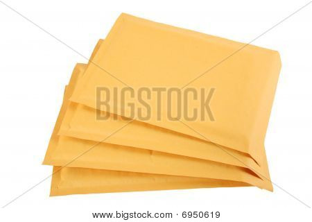 Brown Bubble Mailers