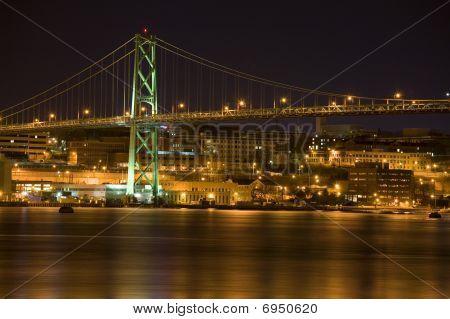 Angus L. Macdonald Bridge, Halifax