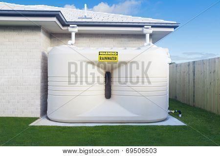 Rain Water Tank