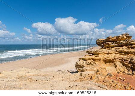 Praia Do Norte, Nazare (portugal)