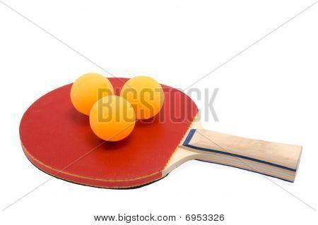 Racket And Balls