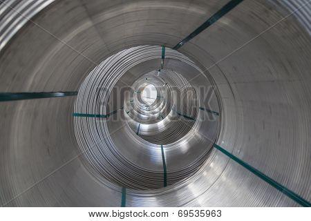 Aluminum Spools