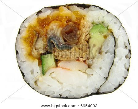 Sushi Roll (futo-maki)