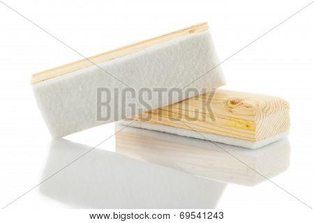 Close Up Eraser Board