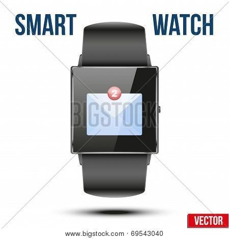 New Mail received Notification on Smart watch