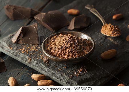 Raw Organic Cocoa Powder