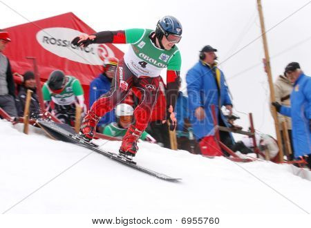 Snowboard European Cup