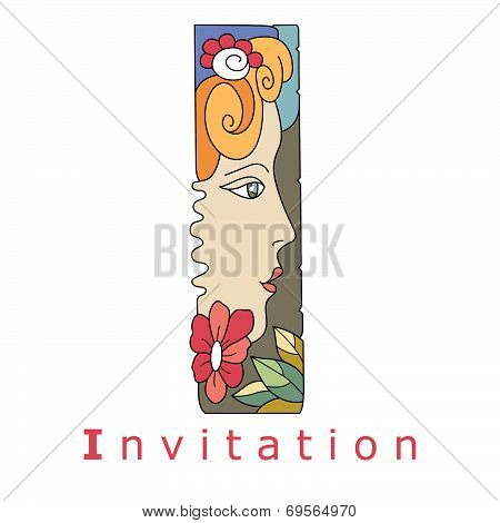 Letter I - Invitation