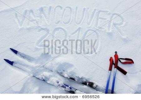 Vancouver 2010 Ski