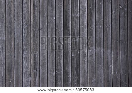 Black wooden pranks