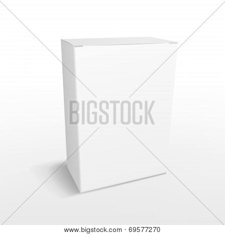Rectangle Blank Box