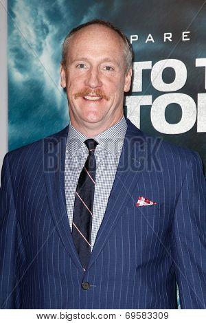 NEW YORK-AUG 4: Actor Matt Walsh attends the