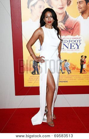 NEW YORK-AUG 4: Actress Farzana Dua Elahe attends