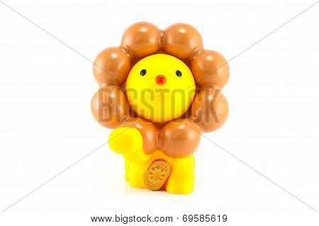 Pon De Lion Mascot