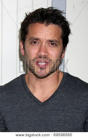 LOS ANGELES - AUG 2:  Dominic Zamprogna at the