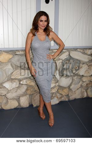 LOS ANGELES - AUG 2:  Lisa Lo Cicero at the