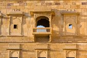 pic of jainism  - Palace of the Maharajah in Jaisalmer the magnificent  - JPG