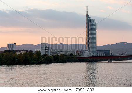 Millenium Tower Near Vienna