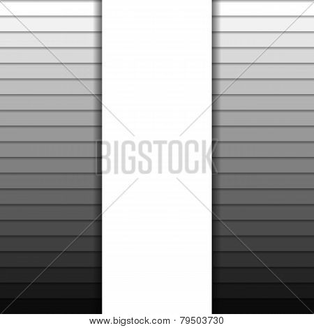 Background With Stripes In Greyscale Colors