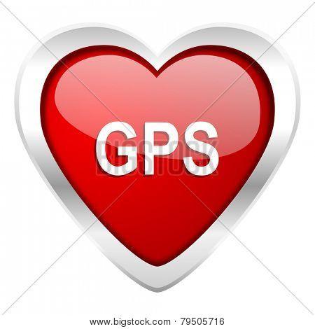 gps valentine icon
