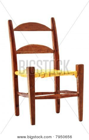 Isolated Chair