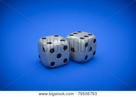 Casino Dice Background