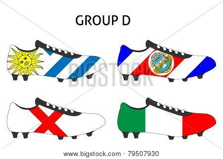 Brazil Cup Cleats Group D
