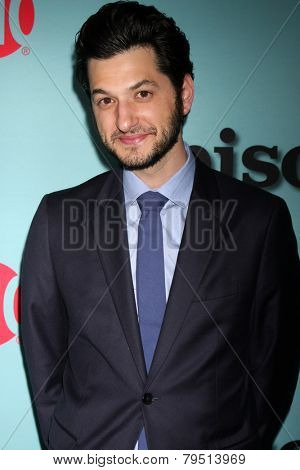 LOS ANGELES - JAN 5:  Ben Schwartz at the Showtime Celebrates All-New Seasons Of